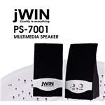 JWIN PS-7001 2.0 SPEAKER